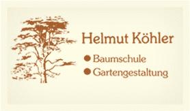 Helmut Köhler Gartengestaltung - Logo